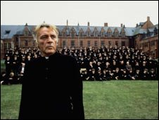 Richard Burton starred in Absolution filmed at Ellesmere College