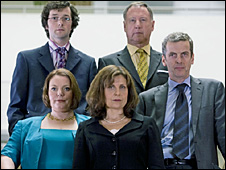The Thick Of It cast