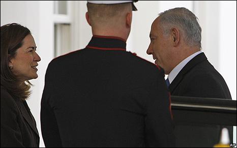 Benjamin Netanyahu at
