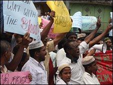 Muslims in Sri Lanka - file photo