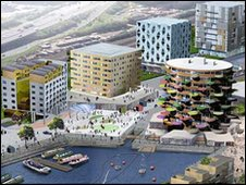 Middlehaven development