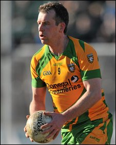 Donegal's Barry Monaghan