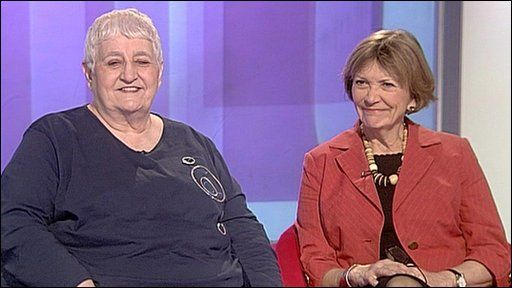 Zimmer and Joan Bakewell
