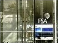 FSA bans commission sales