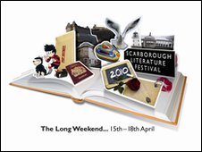Scarborough Literature Festival logo