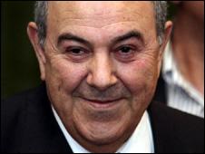 Iyad Allawi (27 March 2010)