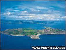 Sanda [Pic: Vladi Private Islands]
