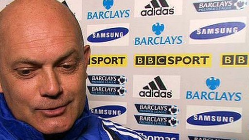 Chelsea assistant boss Ray Wilkins