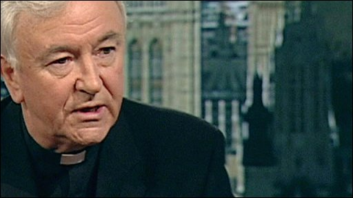 Most Reverend Vincent Nichols on The Andrew Marr Show