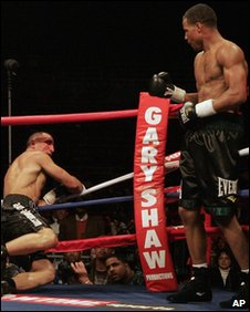 Arthur Abraham (l) and Andre Dirrell