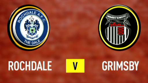 Rochdale 4-1 Grimsby