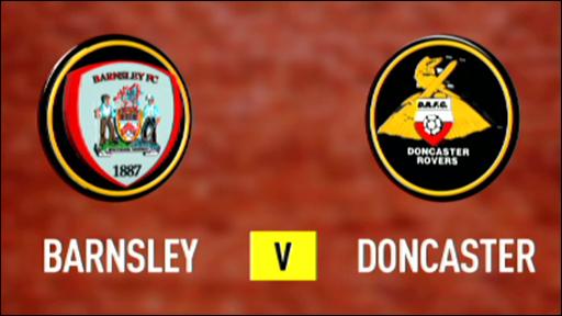Barnsley 0-1 Doncaster