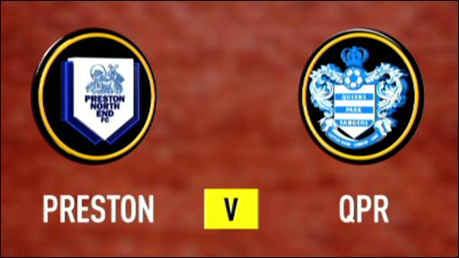 Preston 2-2  QPR