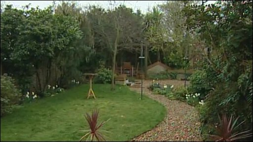 Cambridgeshire garden