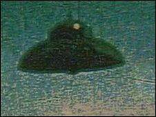 Unidentified Flying Object