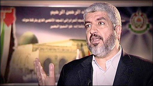 Khaled Mishal
