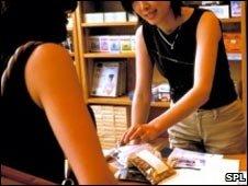 herbal medicine shop