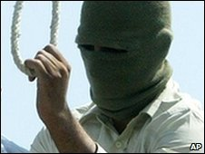 Hangman in Iran (2007)