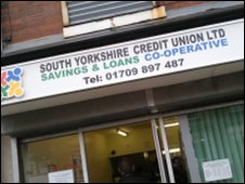 South Yorkshire Credit Union Ltd