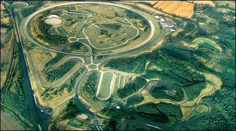 BBC - Millbrook Proving Ground celebrates fortieth birthday