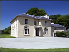 Llanerchaeron estate near Aberaeron