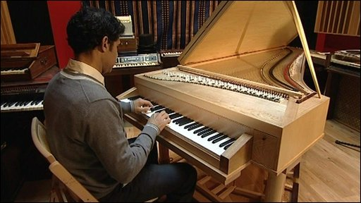Azi Khatiri takes a look at a new instrument - The Fluid Piano - which can be adjusted to play harmonies not only from the West but also from the East.