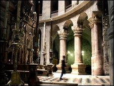 Church of the Holy Sepulchre and the Edicule