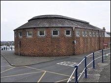 Guernsey's slaughterhouse