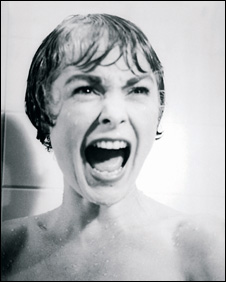 Janet Leigh in Psycho (courtesy of Universal Pictures International)