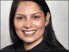 Priti Patel
