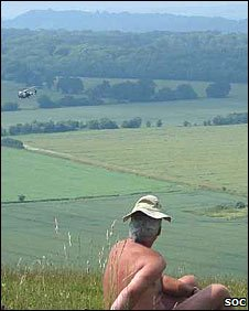 Naturists Singles Outdoor Club