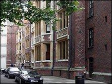 Lincoln's Inn - Old Square