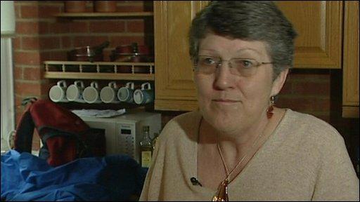 Breast выживший рака Глен Lovell