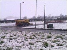 Snowplough, Claudy