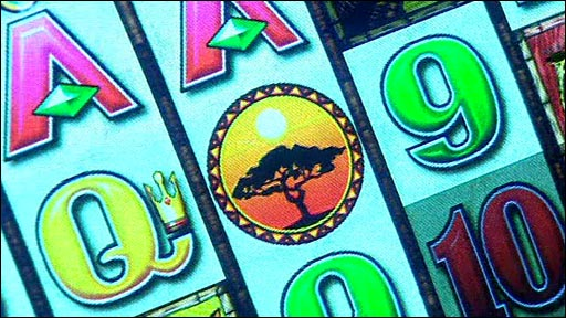 Australian poker machines, known as 'pokies'