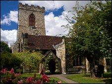Holy Trinity Church Photo: B. Oxley Bishopthorpe Camera Club