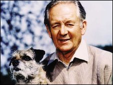 James Herriot. Photo: World of James Herriot