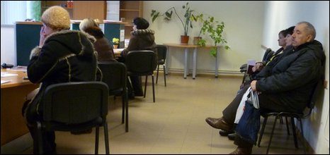 Jobseekers in Latvia
