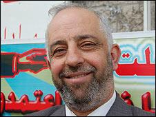 Khader Samaritan, Palestinian, Nablus