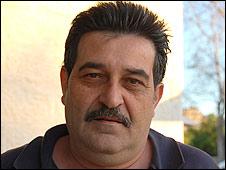 Ayman al-Nazer, Palestinian, Ramallah
