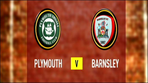 Plymouth 0-0 Barnsley