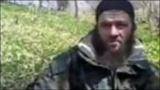 Man believed to be Doku Umarov