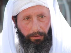 Sheikh Alaa, the second most senior Mandaean priest (image: Tim Mansel)