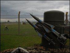 Bentwaters Cold War Museum