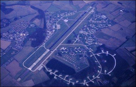 RAF Bentwaters, 1985