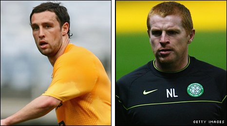 Scott McDonald and Neil Lennon