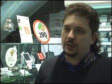 Mikhail Fadeev (BBC)