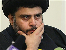 Moqtada Sadr - March 2010