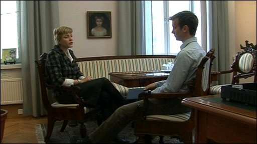 Interview with the Finnish Education Minister