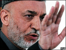Hamid Karzai (1 April 2010)